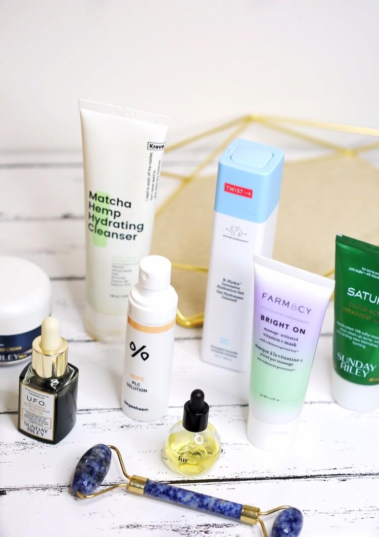 My Summer 2018 Skincare Favorites