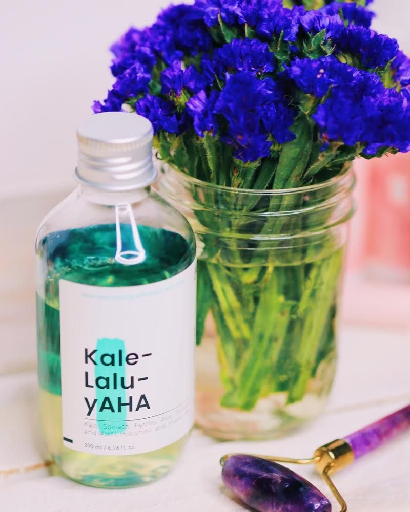 New Purchase: Krave Beauty Kale-Lalu-yAHA