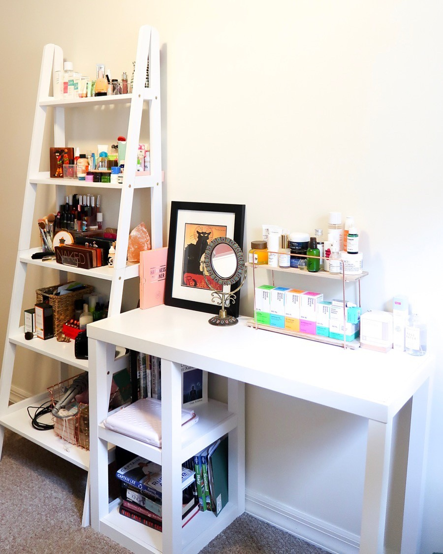 Organization Tips For Beauty Hoarders